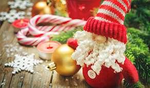 festive Christmas image